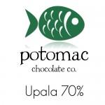 Upala 70% Dark Chocolate Bar