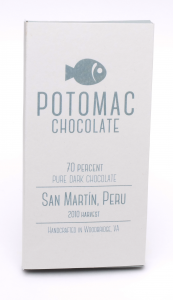 Potomac Chocolate - San Martín, Peru 70%