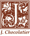 J Chocolatier Logo