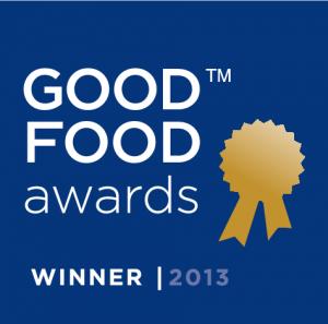 Good Food Awards Winner Seal.2013