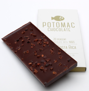 Potomac Chocolate - Upala, Costa Rica 70% with NIBS
