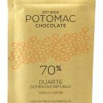 Potomac Chocolate - Duarte, Dominican Republic 70% Dark Chocolate