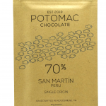 Potomac Chocolate - San Martin, Peru 70% Dark Chocolate
