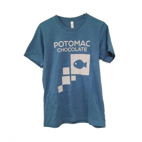Potomac Chocolate - Squares T-Shirt