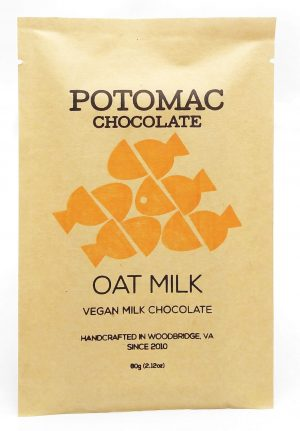 Potomac Chocolate - Oat Milk Vegan Chocolate